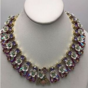 Betsey Johnson Buzz Off Bling Necklace